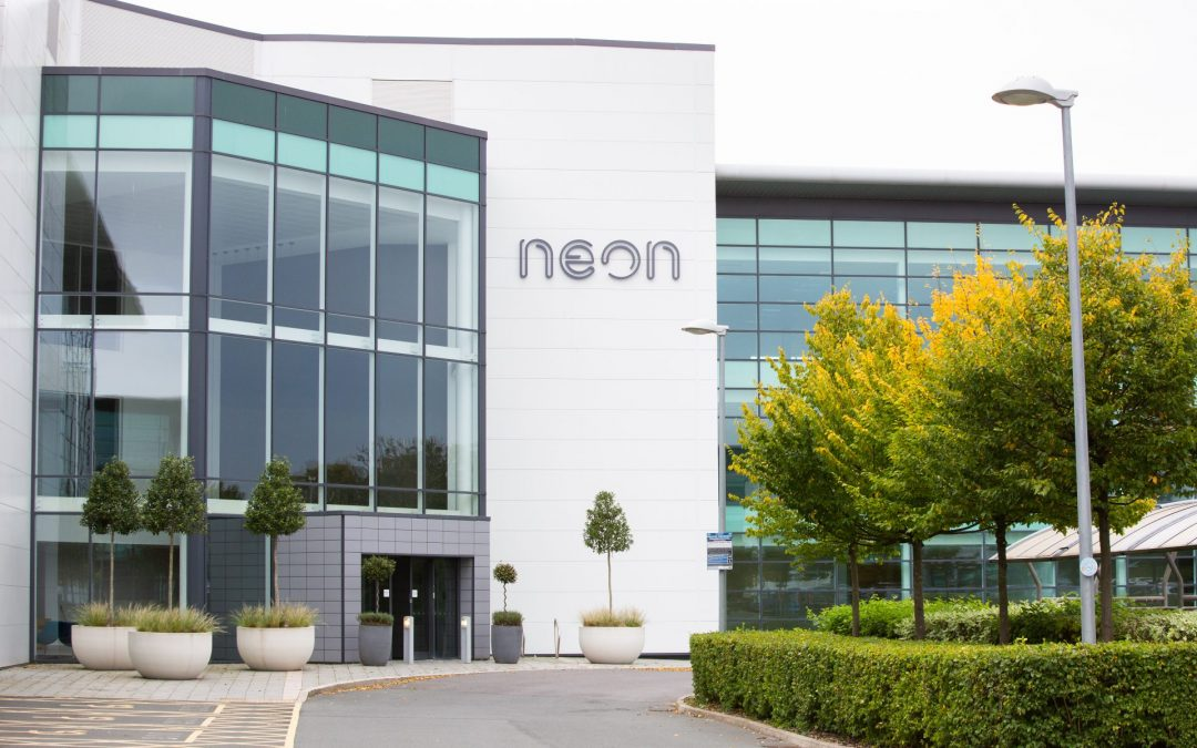 Ramboll's new premises at Neon, Quorum Business Park