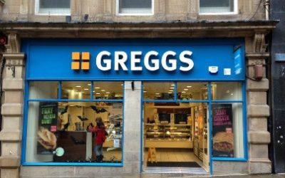 Record year for Greggs