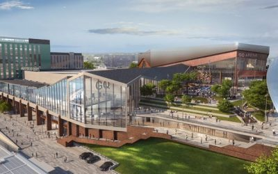 Developers release new images of £260m Tyneside conference centre and arena