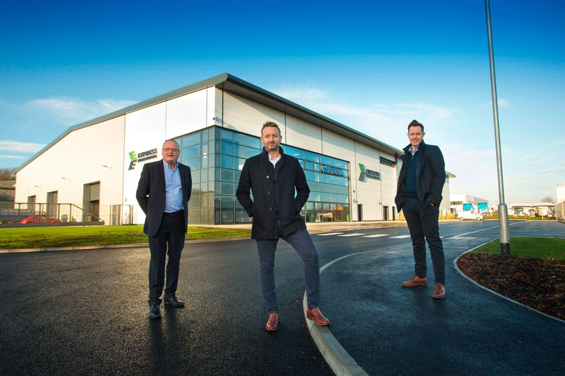 Contract wins help North Tyneside's Tri Construction towards record turnover