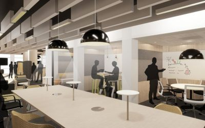 Quorum Park office set for six-figure transformation into new collaborative space
